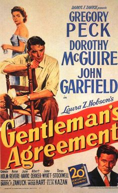 Gentleman's Agreement - Best Picture 1947