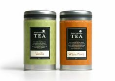 Packaging of the World: Creative Package Design Archive and Gallery: Sweetwaters Tea