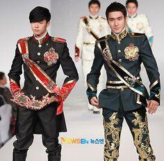 Super Junior M, Andre Kim's Fashion Show