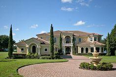 ландшафтный дизайн и архитектура. красивая привязка дома к участку.