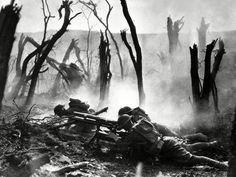 Cómo cambió el mundo la Primera Guerra Mundial (© REX Features)