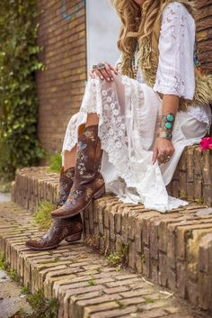 Hippie Chic - Boho Style - Gypset Look