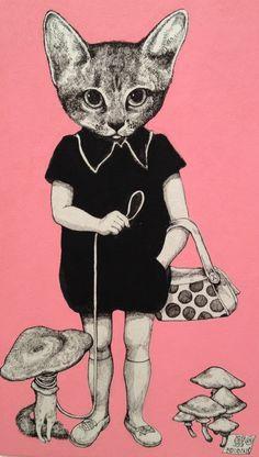 ilustración de Yuko Higuchi
