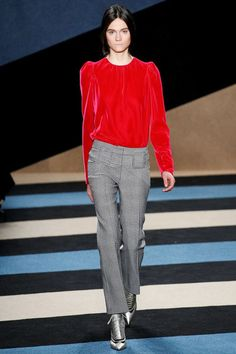 See the complete Derek Lam Fall 2016 Ready-to-Wear collection.