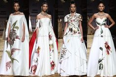 Amazon Fashion Week Spring Summer 2017 Samant Chauhan Collections
