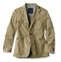 Browse men's sport coats and find a natty men's blazer jacket or a seasonal men's linen sport coat. Shop Orvis for the best men's sport coats. Linen Sport Coat, Mens Sport Coat, Sport Coats, Workwear Fashion, Blazer Fashion, Mens Fashion, Mens Travel Blazer, Outfits Hombre, Cargo Jacket
