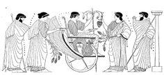 TriptolemosAgrigentum.gif (983×455) Feathered Serpent, Simple Minds, Ancient Greece, Mythology, Sculpture, Antiques, Anime, Image, Art