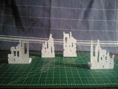 Model of Dragon's Keep