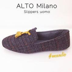 Pantofole Uomo €46 #manlio
