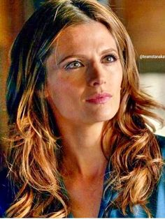 "Her line here: ""this is a bribe, you're bribing me with a latte? That's low even for you (to Castle off course)"