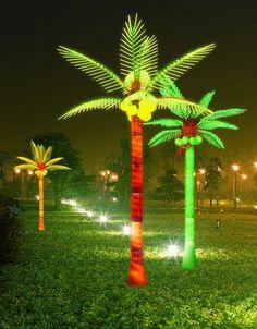 LED Palm Tree (10 Feet) HL-B02-2.0-1.2