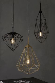76 Industrial Decor Ideas - From Industrial Hanging Pendants to Wooden Concrete Lighting (TOPLIST) - Hotels Design Projects