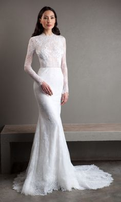 Anna Georgina Bridal - Wedding Dresses and Bridal Gowns - Your perfect wedding dress is waiting to be discovered in Chicago - Denver - DC & Detroit Stunning Wedding Dresses, Modest Wedding Dresses, Perfect Wedding Dress, Cheap Wedding Dress, Designer Wedding Dresses, Malay Wedding Dress, Lace Wedding, Muslimah Wedding Dress, Dress Vestidos