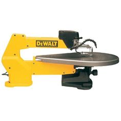 $570 Buy DeWALT Scroll Saw Model DW788 at Woodcraft.com