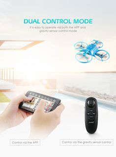 JJRC H60 Wifi FPV with 720P Camera APP with Beauty Trajectories Function Foldable RC Quadcopter App Control, Retro Toys, Holidays And Events, Wifi, Hobbies, Beauty, Beauty Illustration