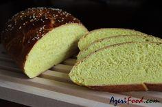 Shirin chorek - Sweet bread