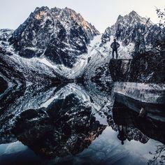 Linda Fotografia Montanha por Tanner Wendell Stewart