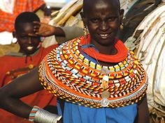The Rich Culture of African Ethnic Tribes: African Jewelry - Innovato Design
