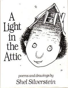 80 Totally Awesome Things From The '80s :: A Light in the Attic by Shel Silverstein :: perfect book is perfect :: poems :: kids :: children :: everyone :: reading :: books