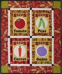 old vegetable seed packets - Google Search