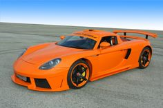 Koenigseder Porsche Carrera GT.    I'm not usually a Porsche guy... but...