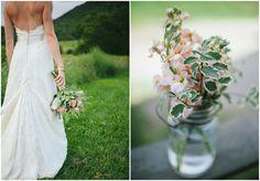 Barn Wedding Flowers