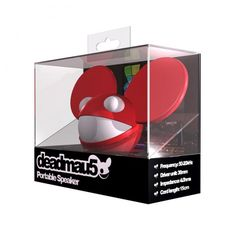 Högtalare Deadmau5. Läs mer om Bluetooth -och Smartphone-högtalare på vår guide: http://www.phonelife.se/guide-mobilhogtalare