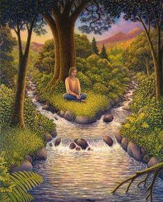 De l'illusion à la Réalité Lumineuse Nos vies nous paraissent souvent complexes parce que nous avons une perception faussée des choses. Nous regardons notre environnement ainsi que notre monde et nous croyons que tout cela est réel.