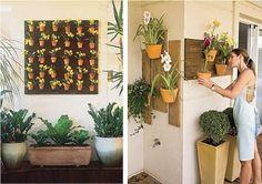 Jardins em pequenos espaços como fazer 2