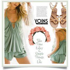Yoins VII/5 by ewa-naukowicz-wojcik on Polyvore featuring moda, yoins, yoinscollection and loveyoins