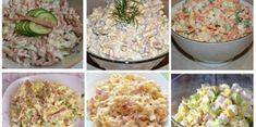 7 nesmrtelných salátů z dob socialismu, které dnes v obchodech nekoupíte Vegetarian Recipes, Cooking Recipes, Worcester, Potato Salad, Grains, Salads, Food And Drink, Rice, Treats