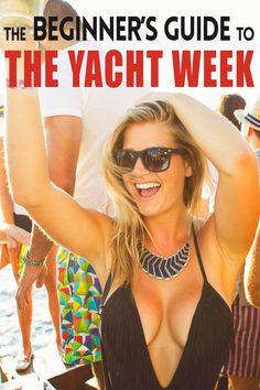 Everything you need to know to prepare and pack for your first The Yacht Week experience. My tips and tricks from five routes around the world!