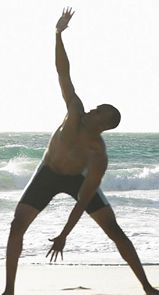 Men and Yoga Eddie George, Mlb Pitchers, Cy Young Award, Kevin Garnett, Yoga At Home, Running Back, Tennis Players, How To Do Yoga, All Star