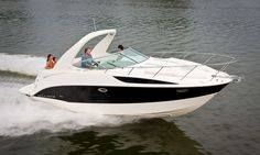 """Today's topic is a 2014 Bayliner 285 Cruiser, see what he says """"Bayliner"""" for this model: """"The newly updated 285 Cruiser delivers everything you need and more for leisurely treks to your favorite ports of call. It features a comfortable cockpit with Premier Pontoon, Bayliner Boats, Sea Sports, Family Boats, Cruiser Boat, Shrimp Boat, Sport Boats, Deck Boat, Pontoon Boat"""