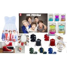 One Direction fashion for girls! want so bad