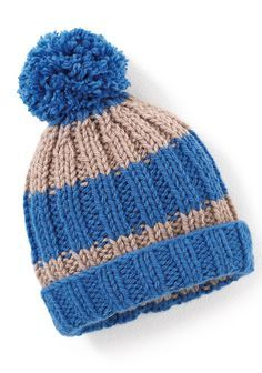 Knitted Hats, Knit Crochet, Winter Hats, Beanie, Knitting Ideas, Diy, Crocheting, Fashion, Outfits