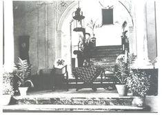 vestíbulo de la casa del conde roche de Murcia