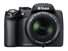 Nikon Coolpix P100 10 MP Digital Camera with 26x Optical Vibration Reduction (VR) Zoom and 3-Inch LCD (Black) Nikon http://www.amazon.com/dp/B0034XFG86/ref=cm_sw_r_pi_dp_wQl6tb099K2SG