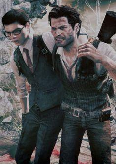 Sebastian & Joseph
