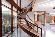 Gallery of Inside out House / Modo Designs - 18 Inside Out, Floor Plans, Stairs, House Design, Architecture, Gallery, Stair Idea, Home Decor, Photograph