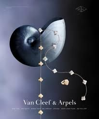 Image result for Blueberry - Van Cleef & Arpels Jewellery Print Ad