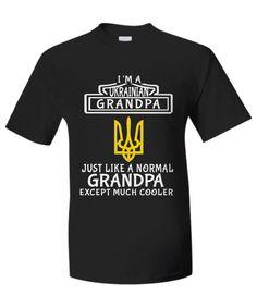 Ukrainian Grandpa