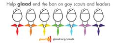Tell the #BoyScouts to support inclusive Scouting and end the ban on gay scouts and leaders! | GLAAD