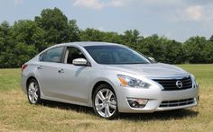 Nissan Altima 2014...Nissan did a wonderful job with the design. Not too flashy, but certainly not boring.