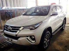With the world premiere of the 2016 Toyota Fortuner only days away, here are 5 things we know about the second generation of Toyota's Hilux-based SUV. Toyota Fortuner 2016, Toyota Hilux, Facebook Scams, Facebook Users, Car Photos Hd, Car Quotes, Toyota Cars, Daihatsu, Japanese Cars