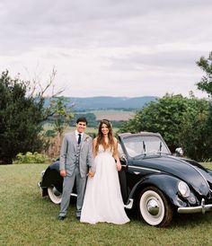 vintage VW bug