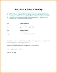 Sample Power Attorney Letters Template Rent Receipt Business Letter Ledger  Paper