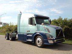 Volvo VNL64T-630 Trucks    http://www.nexttruckonline.com/trucks-for-sale/by-make/Volvo/VNL64T-630/results.html