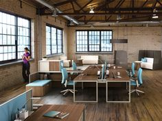 Tour Bench Collaborative Office Tables | turnstone