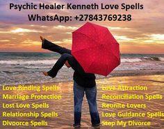 Powerful Psychic Spells, Call Healer / WhatsApp +27843769238